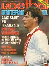 V.I. 1992  nr. 04 - AB FAFIE/AJAX-PSV/HENK VOS(STANDARD LUIK)/LOTING EK ZWEDEN