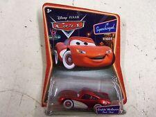 Disney Pixar Cars Cruisin McQueen (Intl.) Flash Rayo **GENUINE** P131-A7