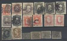 Brazil x 18 Old Classic Stamps C/V €156=$192 Used
