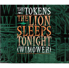 The Lion Sleeps Tonight [Maxi Single] by The Tokens (CD, Aug-1994, RCA)