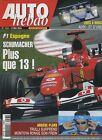 AUTO HEBDO n°1443 du 12 Mai 2004 GP ESPAGNE OPEL VECTRA OPC