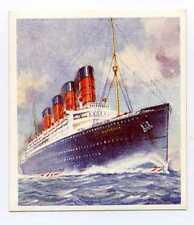 More details for (gl552-100) rare, godfrey phillips, titanic 1938 ex