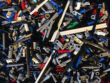 LEGO Technic 100 Mixed Bushes, Pin, Axle, Connector, Liftarm, Gear, Cog ETC