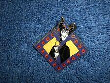 Disney Sleeping Beauty Villain MALEFICENT Pin Trading Lanyard Pin
