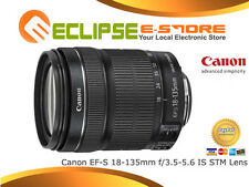 Brand New Canon EF-S 18-135mm f/3.5-5.6 IS STM Lens For 650d 7D 60D