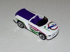 Hot Wheels Dodge Sidewinder Minitruck - Purple Int Tint Window - Malaysia 1999