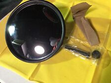 Universal Rear View Mirror with Bracket for Golf Carts & More