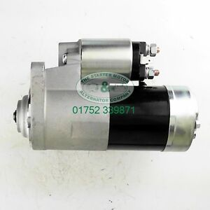 STARTER MOTOR FITS: FORD & NEW HOLLAND TRACTOR S2424