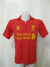 FC Liverpool 2012/2013 Home Size S Warrior football shirt soccer jersey maillot