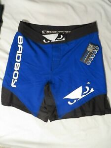 BAD BOY BJJ MMA Shorts New XL
