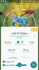 Salamence ( Bagon Evolution ) Trade Pokemon GO