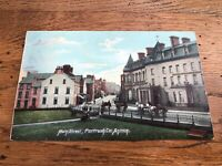 early 1900s postcard. main street portrush co. antrim