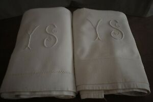 Two Fitted Old IN Metis Embroidered Y.S / Never Used
