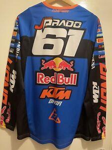 Jorge Prado Mx2 Mxgp Answer Red Bull Ktm Jersey