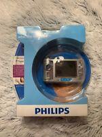 Philips SIC3608S/G7 8MP Digital Camera Silver NIP