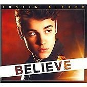 Justin Bieber - Believe (+DVD, 2012)