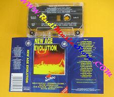 MC NEW AGE EVOLUTION compilation 1995 HICKEN SPOSITO KALMAR no cd lp dvd vhs