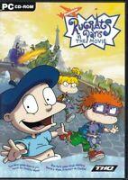Rugrats in Paris: The Movie [PC CD-ROM, Windows Game, 2001]