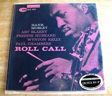 Classic Records Blue Note 84058 Hank Mobley Roll Call STEREO 200G LP NEW  STEREO