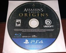 Assassin's Creed: Origins (Sony PlayStation 4, PS4) *Disc Only, Good Condition*