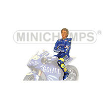 Minichamps 1/12 Valentino Rossi Figure Sitting 2004 without sunglasses (NO BOX)