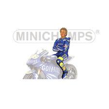 Minichamps 1/12 Valentino Rossi Figure Sitting 2004 without sunglasses (NO BOX)