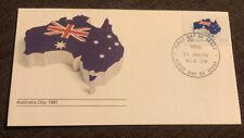 1981 Australia Day Australian Apo Fdc