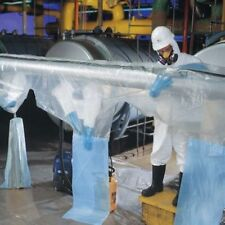 "TM Poly 60"" X 72"" Terminator Horizontal Polyethylene Glove Bags Case of 20"