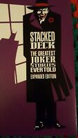 Stacked Deck: Greatest Joker Stories Ever Told 1st Edition.near mint