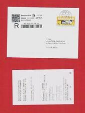 Fehlverwendung BRIEFKASTEN Druck UNTEN MIT € Einschreiben 2009 5 F II