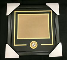 Pittsburgh Steelers New 8x10 Photo Horizontal Team Medallion Frame Kit