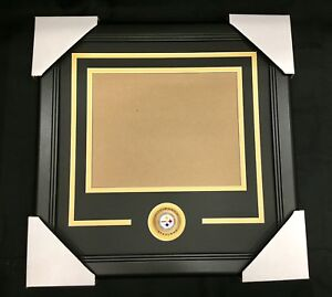 Pittsburgh Steelers New 8x10 Photo Horizontal Team Medallion Frame Kit