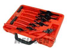 11pc Mechanics Internal & External Circlip Plier Tool Set Snap Ring Pliers New