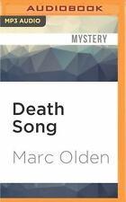 Narc: Death Song 8 by Marc Olden (2016, MP3 CD, Unabridged)
