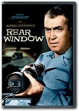 Rear Window DVD New James Stewart, Grace Kelly, Wendell Corey, Thelma Ritter