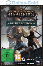 Pillars of Eternity 2 II: Deadfire - Deluxe Edition | Steam Spiel PC MAC - DE