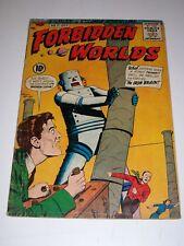 Forbidden Worlds #71 VG- 1958 ACG