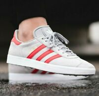 ADIDAS BB5257 Gazelle greyredwhite at BXSports | New York