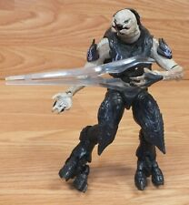 Genuine Microsoft Halo Sangheili Alien Monster Soldier Action Figure Only *READ*