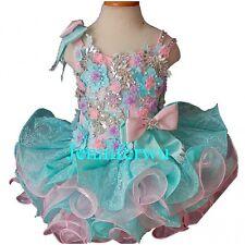 Jenniferwu Infant/toddler/kids/baby/children Girl's Pageant/prom Dress G276-1