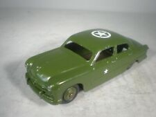 Dinky Toys Military Army 1949 Ford Staff car #139am TRULY OUTSTANDING