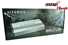 Hifonics Brutus BRX2416.1D 2400W RMS 4800W MAX Class D Mono Amplifier + REMOTE