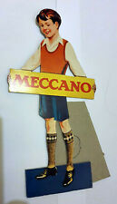 vintage advertising. Meccano 3D shop display unused. 1950s/60s