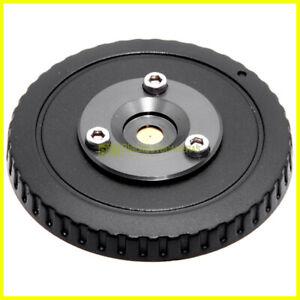 Canon EF pinhole foro stenopeico per fotocamere Canon EOS, microforato al laser.