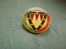 Club Sports 1960s Collectable Badges