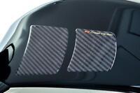 Carbon Fibre Finish Side Tank Protectors Pads - Yamaha MT07 - MT09
