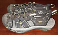 KEEN Men's Size US 8M Black Newport H2 Waterproof Hiking Outdoor Sandal Shoe