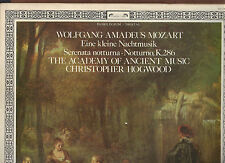 CHRISTOPHER HOGWOOD - Mozart Nachtmusik - L'OISEAU 80s classical HOLLAND LP NICE