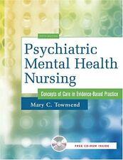 Psychiatric Mental Health Nursing: Concepts of Care in Evidence-Based Practice [