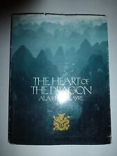 Clayre, Alasdair Heart Of The Dragon 1st Edition First Printing, Hcdj 125
